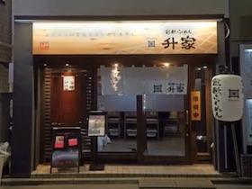 新井薬師前店外観2